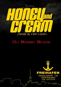 Honey & Cream // Freihafen