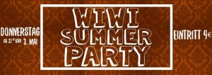 WiWi Summer Party