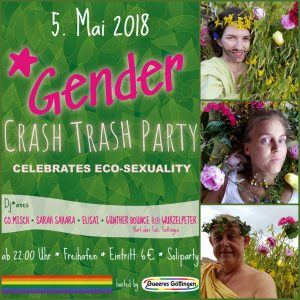 Gender Crash Trash Party