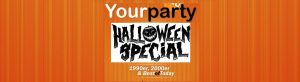 Your HALLOWEEN Party