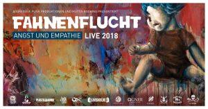 * ABGESAGT * Konzert mit Fahnenflucht, 100 Kilo Herz, Wolfgang