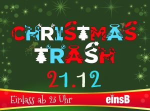 """Christmas Trash Party"""