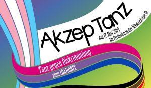 AkzepTanz - Auftaktparty der LesBiSchwulen* Kulturtage