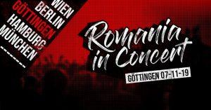 Romania in Concert  ***LIVE*** // Göttingen