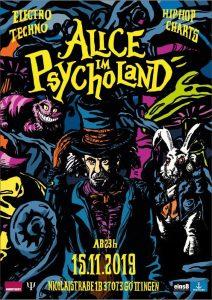 Alice im Psycholand