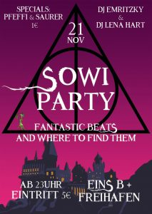 SOWI Party