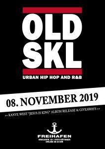OLDSKL/ Kanye West Album Release