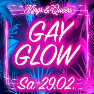 Gay Glow- Die Neon Party